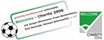 Welcome Charity Aktion 2006